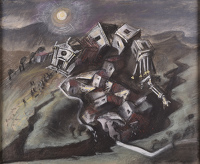 Study for The Trembling Earth, 1946