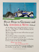 Shoot Ships to Germany and help...
