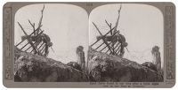 Stereoscopic print: Dead Jerry found...