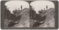 Stereoscopic print: Capture of a Hun...