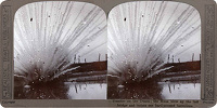 Stereoscopic print: Disaster on the...