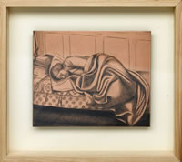 Sleeping Woman (Cunard Line ), 1932