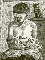 Nursing Mother, c. 1938