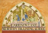 Garison Lane Nursery Training School