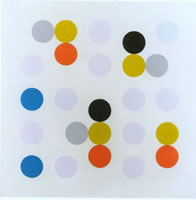 System with circles No.1, 1981