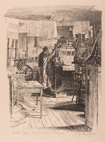 Brother John's Printing Office, Glasgow
