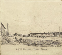 23rd Division Rest Camp 1917