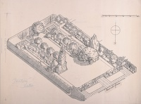 Design for a Country Suburban Garden...
