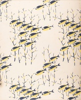 Design with Fish Motif