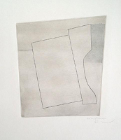 Paintings by the artist Ben Nicholson