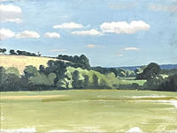 Suffolk Landscape, late 1930s