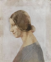 Portrait of Winifred Knights