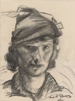 Self-Portrait, c. 1940