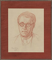 Self portrait, 1946
