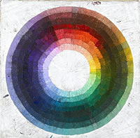 Colour Wheel, circa 1920